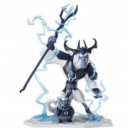 Figurina My Little Pony Storm King si ariciul Grubber - Guardians of Harmony