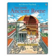 See Inside Ancient Rome, Hardcover/Katie Daynes