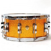 """Ludwig """"Classic Maple 14"""""""" x 6,5"""""""" Gold Sparkle"""""""