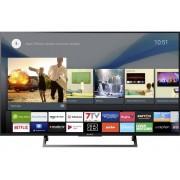 Sony KD43XE8005 LED-TV 108 cm 43 inch Energielabel A DVB-T2, DVB-S, DVB-C, UHD, Smart TV, WiFi, PVR ready Zwart