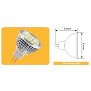 Bec LED spot 4W - TG