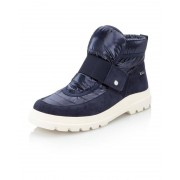 Caprice Snowboot im Material-Mix, 26213 marine female 38