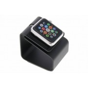 Zwarte charger stand voor de Apple Watch 38 mm / 42 mm