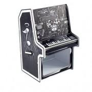 Porta Lapis Piano DJ Studio Vintage