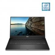 """Dell Notebook Dell XPS Intel Core i7 RAM 16GB SSD 512GB W10 13.3"""" - Plata"""