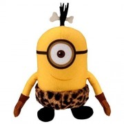 "Despicable Me ""The Minions"" 2015 Official Movie Caveman Minion Plush Toy"