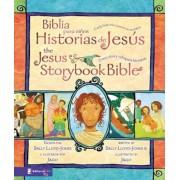 Biblia Para Ninos Historias de Jesus/The Jesus Storybook Bible: Cada Historia Susurra su Nombre/Every Story Whispers His Name, Hardcover