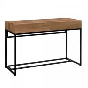 [en.casa]® ® Escritorio 110x45cm mesa de ordenador mesa de oficina mesa de ordenador