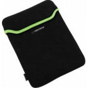 Husa Tableta Esperanza 10.1inch ET173G Negru Verde