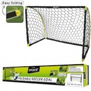 Merkloos Voetbal goal/voetbaldoel 180 x 91 x 120 cm