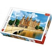 Puzzle Trefl Schwerin palatul 1000