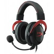 Slušalice Kingston HyperX Cloud II - Pro Gaming Headset (Red), KHX-HSCP-RD