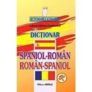 Mic dictionar spaniol-roman roman-spaniol - Liliana Gabriela Comanescu