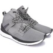 Puma B.O.G Limitless Hi Sneakers For Men(Grey)