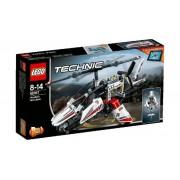 Lego Klocki konstrukcyjne Technic Ultralekki Helikopter 42057
