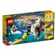 Конструктор Лего Криейтър - Състезателен самолет, LEGO Creator 31094