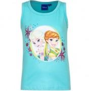 Disney Blauw mouwloos Frozen shirt