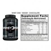 Whey 3HD 900g Black Skull Chocolate