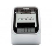 Brother QL-800 Labelprinter Thermisch 300 x 600 dpi Etikettenbreedte (max.): 62 mm
