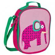 LÄSSIG Mini Lunch Bag Wildlife-Elephant
