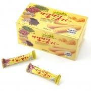 19種類穀物豆類配合のさくさくチーズバー【QVC】40代・50代レディースファッション