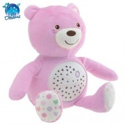 Projetor First Dreams Baby Bear Rosa (0m+) - Chicco