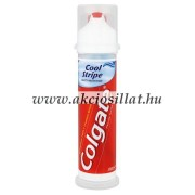 Colgate Cool Stripe pumpás fogkrém 100ml