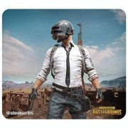 Геймърски пад SteelSeries, QCK+ Limited PUBG Miramar Edition, STEEL-PAD-63808