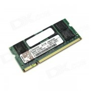 Kingston ValueRam 2 GB 667 mhz memoria portatil DDR2 no ecc CL5 SODIMM KVR667D2S5 / 2G