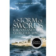 Storm of Swords: Part 2 Blood and Gold, Paperback/George R. R. Martin