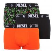 Diesel 3PACK pánské boxerky Diesel vícebarevné (00ST3V-0IAYY-E5169) XL