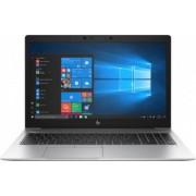 Laptop HP EliteBook 850 G6 Intel Core (8th Gen) i5-8265U 256GB SSD 8GB FullHD Win10 Pro Tastatura iluminata FPR LTE Silver