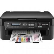 Epson Impresora multifunción 4 en 1 Epson WorkForce WF-2510WF color tinta a4
