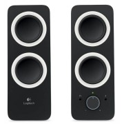 Logitech Z200 2.0 Speakers - Black 980-000850