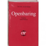 Commentaar op het Nieuwe Testament Derde serie Afdeling Katholieke Brieven en Openbaring: Openbaring - H.R. van de Kamp