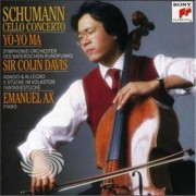 Video Delta Ma,Yo-Yo - Schumann: Cello Concerto Adagio & Alleg - CD
