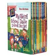My Weird School Daze 12-Book Box Set: Books 1-12, Paperback/Dan Gutman