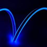 Deco-Led VLC Tira Led Neon Flex Doble 2 Caras 12w/m 230v Azul