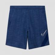 NIKE Dri-fit academy voetbalbroekje blauw kinderen Kinderen - blauw - Size: 140