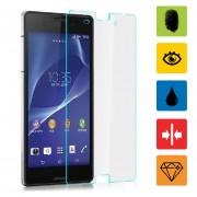 Mica Protectora Glass Sony Xperia Z3 d6603 d6653 d6633 Cristal Templado Frontal