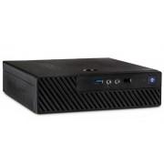 Carcasa Inter-Tech M-100, Mini-ITX, Sursa externa 60W (Negru)