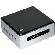 Sistem desktop Intel BOXNUC5I3RYHSN Intel Core i3-5005U 4GB DDR3 1TB HDD Silver