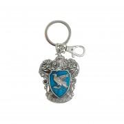 Llavero Ravenclaw Casa Harry Potter De Hogwarts Metalico