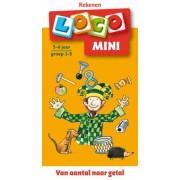 Boosterbox Mini Loco - Van aantal naar getal (5-6 jaar)