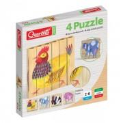 Joc Puzzle lemn Ferma