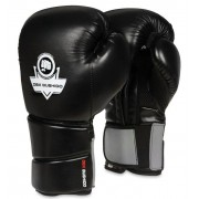 Profesionalne boksačke rukavice DBX Black