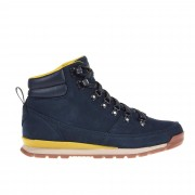 The North Face B2B Redux Leather Männer Gr. 11½ - Wanderstiefel - blau