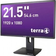 Terra LED monitor Terra LED 2256W PV, 54.6 cm (21.5 palec),1920 x 1080 px 5 ms, ADS LED DisplayPort, Audio-Line-in , VGA