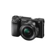 Câmera Sony Alpha A6000 Kit16-50mm