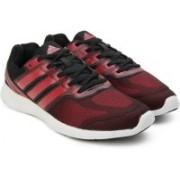 ADIDAS ADI PACER ELITE M Running Shoes For Men(Red, Black)